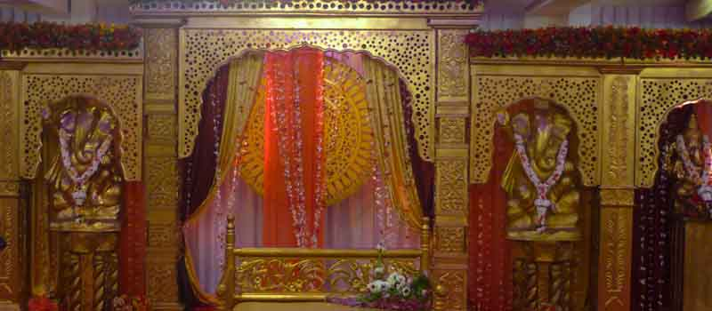Tamil Wedding Decoration